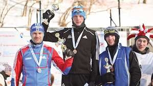 "«Winter festival ""Russian mass skiing race ""The Ski-track of Russia""»"
